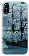 Lady Washington-3 IPhone Case