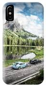 Laferrari And Gt3rs In The Dolomites IPhone X Case