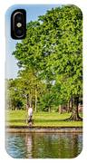 Lafreniere Park 2 IPhone Case
