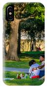Lafreniere Park IPhone Case