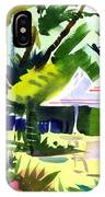 Lahaina Afternoon IPhone Case