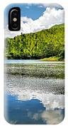 Lake Agua Blanca IPhone Case