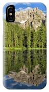 Lake Antorno IPhone X Case