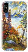 Lake Cartier IPhone Case