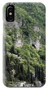Lake Como 15 IPhone Case