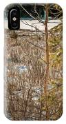 Lake Edge IPhone Case