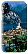 Lake Garda IPhone Case