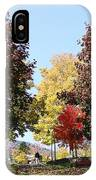Lake George  3 IPhone Case