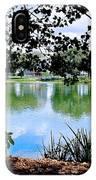 Lake Hamilton IPhone Case