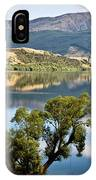 Lake Hayes New Zealand IPhone Case