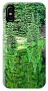 Lake Irene 12-1 IPhone Case