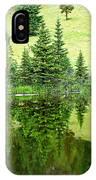Lake Irene 12-2 IPhone Case