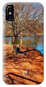 Lake Island IPhone Case