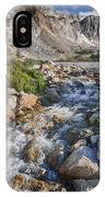 Lake Marie Of The Snowy Range IPhone Case