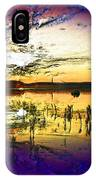 Lake Of The Sleeping Souls IPhone Case
