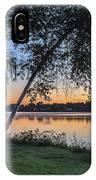 Lake Quannapowitt At Sunset IPhone Case
