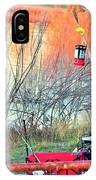 Lake Side IPhone Case