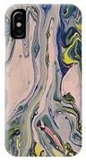 Lake Swirl 3 IPhone Case