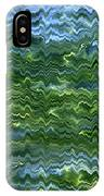 Lake Tahoe Abstract IPhone Case