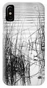 Lake Wake IPhone Case
