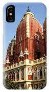 Lakshmi Narayan Mandir IPhone Case