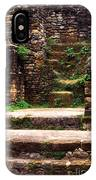 Lamanai Temple IPhone Case