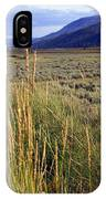 Lamar Valley 2 IPhone Case