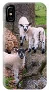 Lambs IPhone Case