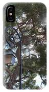 Lamp And Tree IPhone Case