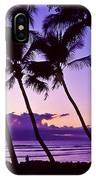 Lanai Sunset IPhone Case