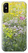 Land Of Flowers IPhone Case