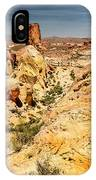 Land Of Sandstones Valley Of Fire IPhone Case