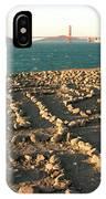 Lands End Labyrinth IPhone Case