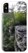 Landscape And Trees IPhone Case