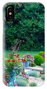 Landscape Down The Street IPhone Case