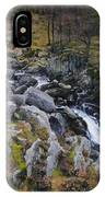 Landscape In Snowdonia IPhone Case