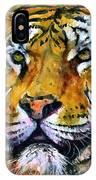 Landscape Tiger IPhone Case