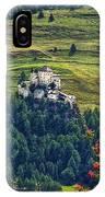 Landscape With Castle IPhone Case