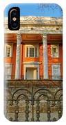 Lanier Mansion IPhone Case