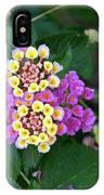 Lantanna's Blooms IPhone Case