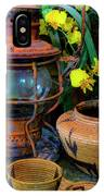 Lantern With Baskets IPhone Case
