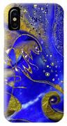 Lapis Lazuli IPhone Case