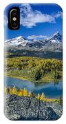 Larch Majesty IPhone Case