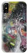 Large Color Fever Abstract25-original Abstract Painting IPhone Case