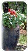 Large Vase IPhone Case