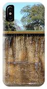 Large Water Fountain IPhone Case
