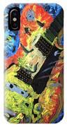 Larry Carlton Guitar IPhone Case