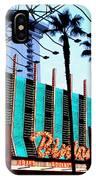 Las Vegas Lights II IPhone Case