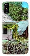 Last Post Office And Ice House IPhone Case