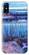Last Rays Of Winter IPhone Case